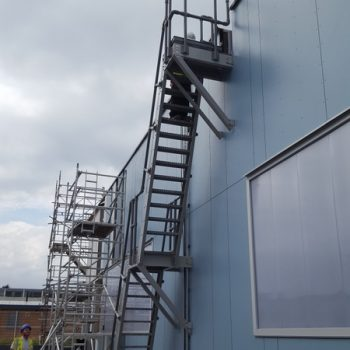 Access Ladders Yorkshire Schools