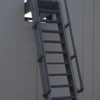 Yorkshire Schools GRP Ship Ladder