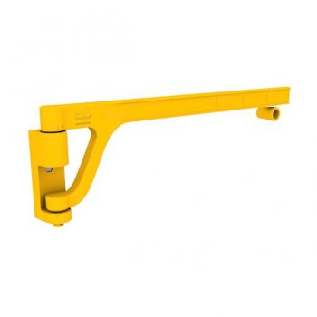 Single Bar GRP Industrial Safety Gate