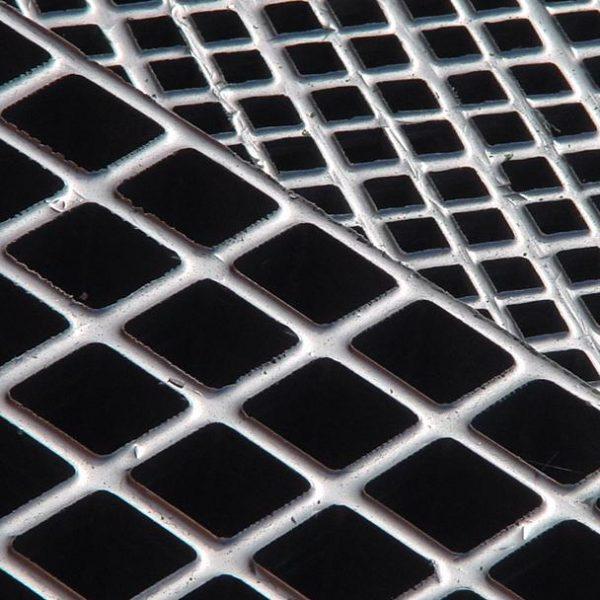 Moulded Concave GRP Grating