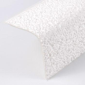 Anti-Slip Flooring Stair Nosing White