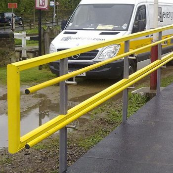 Industrial Handrails