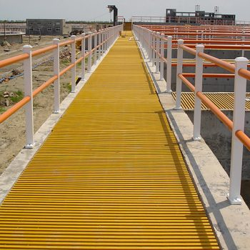 Pultruded GRP Open Grating