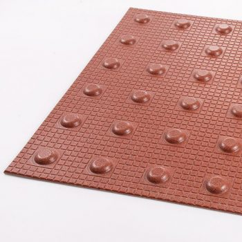 Blister Pedestrian Crossing Surface Mounted Tactile Paving