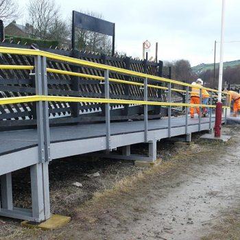 Industrial Handrails