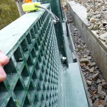 Ballast Panel Systems Close Up