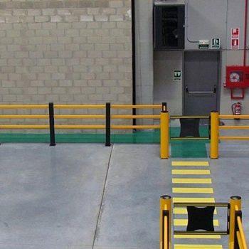 Impact Handrails