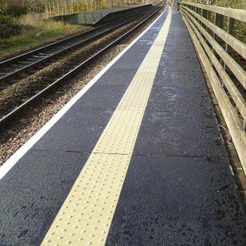 GRP Railway Systems Overlay Panel