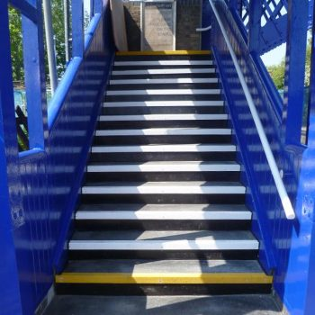 GRP Railway Systems Overline Pedestrian Bridges