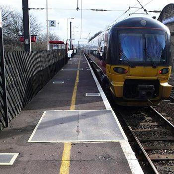 GRP Railway Stations Platform Repair Boards Installations