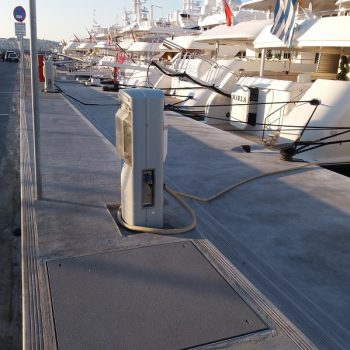 Evergrip Greece GRP Utility Covers Marine