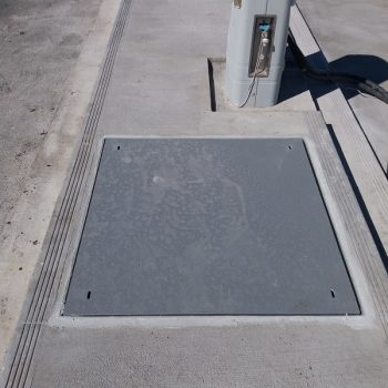 Evergrip Greece GRP Utility Covers Flisvos Marina