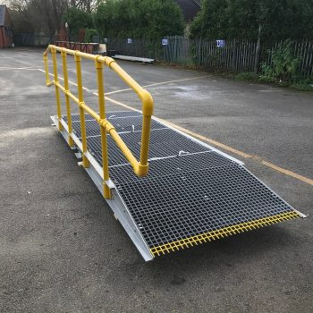 Evergrip Grating GRP Walkway