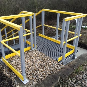 Embankment Staircases Safe Access Evergrip