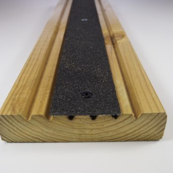 Black Decking Strips