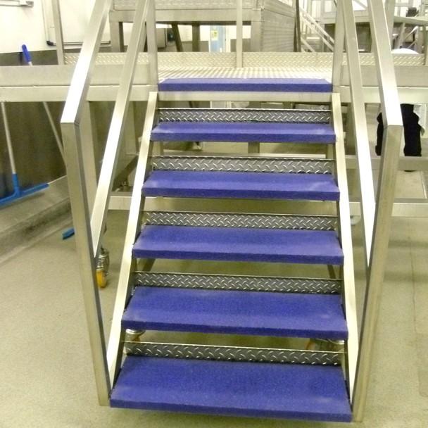 Anti slip Stairs