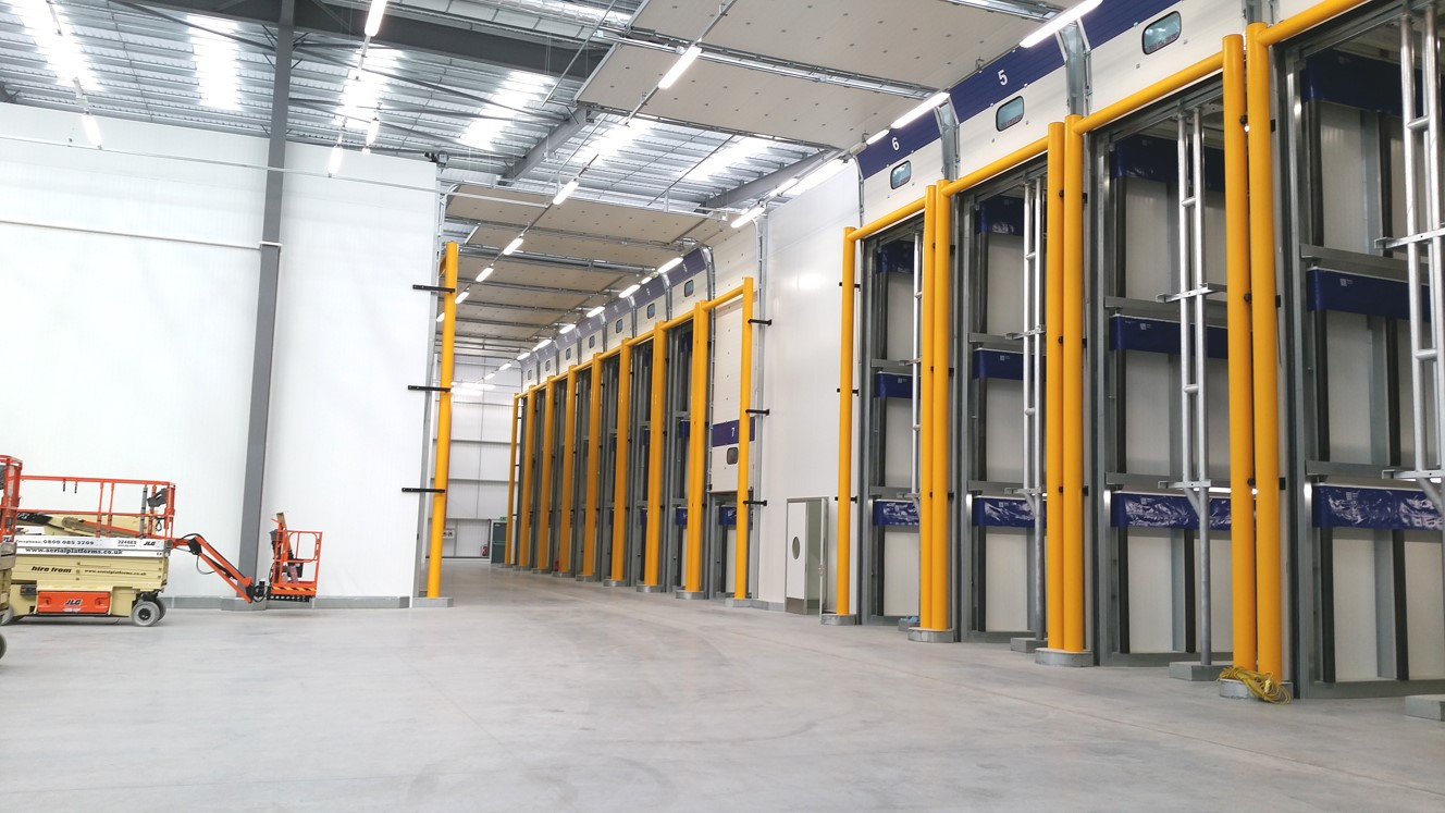 Flex Impact goal post height restrictors
