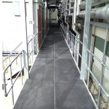 After installation data centre