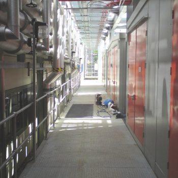 Data Centre anti slip flooring