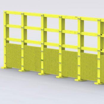 Digital mock up of composite structure