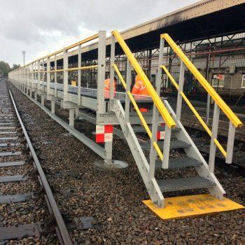 Railway Access Platform