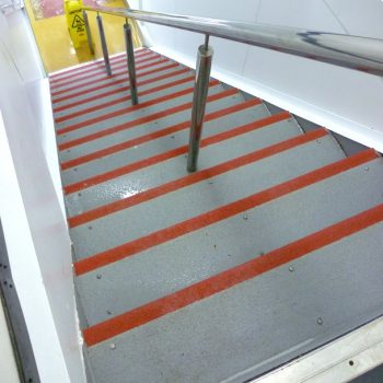 Safe Stair surface