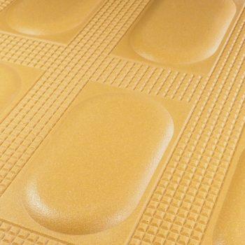 Lozenge Tactile Close up