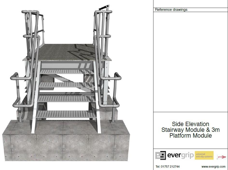 GRP Access Platform Module Design Concept