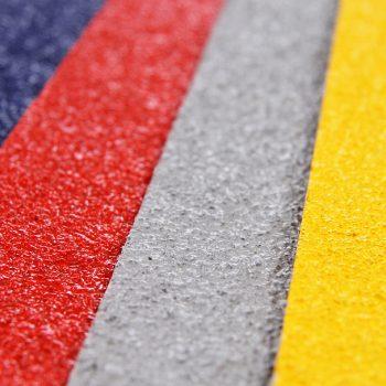GRP Flat Sheet Red Grey Yellow