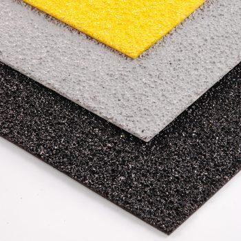 Low Profile Anti Slip GRP Flat Sheet Flooring