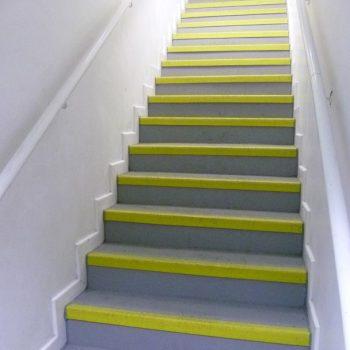GRP Non Slip Stairs